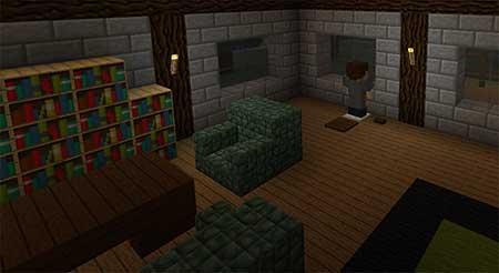 Sherlock: A Minecraft Adventure mcpe 2