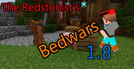The Redstonist Bedwars mcpe 1