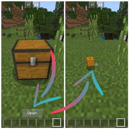 Lucky Chests mcpe 3