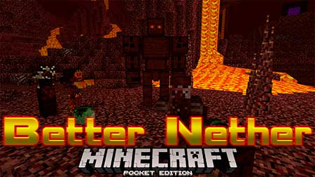 Мод Better Nether