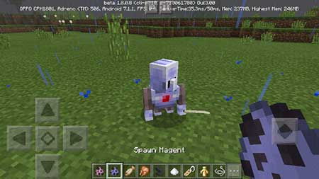 Magent And Pagent mcpe 1