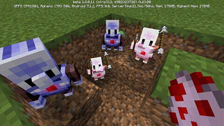 Magent And Pagent mcpe 3