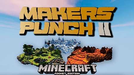 Карта SG Punch PE: Original для Minecraft PE