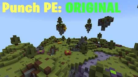 SG Punch PE: Original mcpe 2