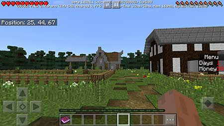 Emerald Town (Role Play) mcpe 3