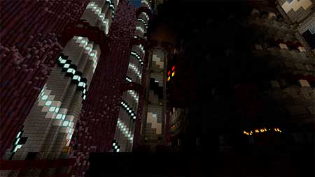 The Tower of the Time mcpe 2