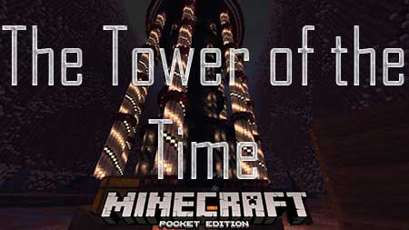 Карта The Tower of the Time для Minecraft PE