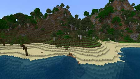 The Land Of Lands mcpe 2