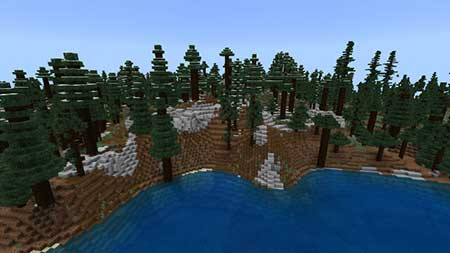 The Land Of Lands mcpe 3