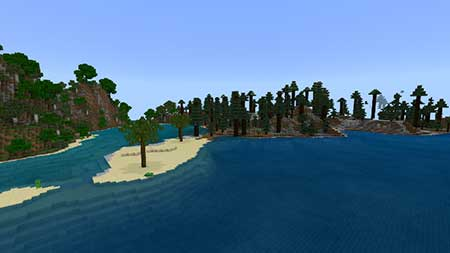 The Land Of Lands mcpe 1