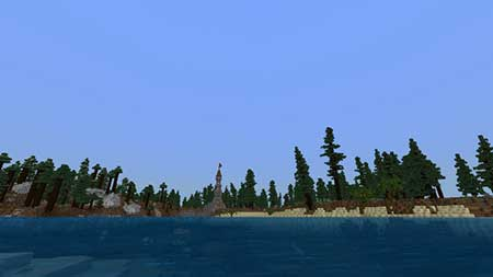 The Land Of Lands mcpe 4