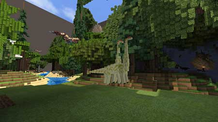 Ark Survival Factions Realm mcpe 4
