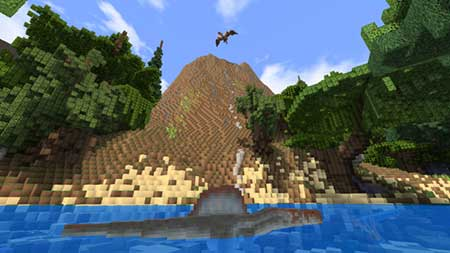Ark Survival Factions Realm mcpe 2