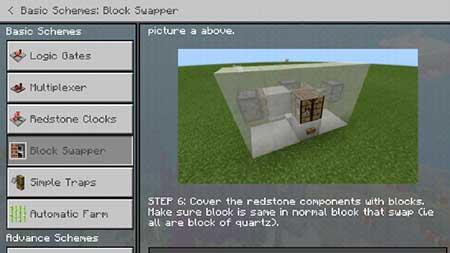 Redstone Guide mcpe 1