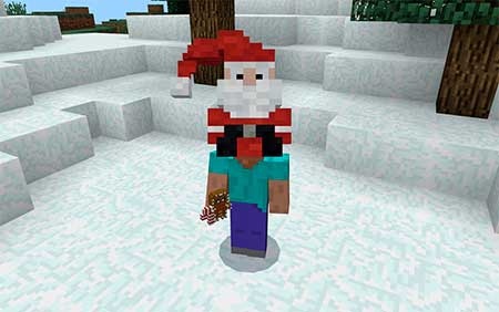 SG Winter Plushies mcpe 2