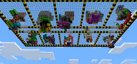 Ultimate Redstone Creations mcpe 4