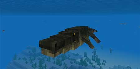 Alligator mcpe 2