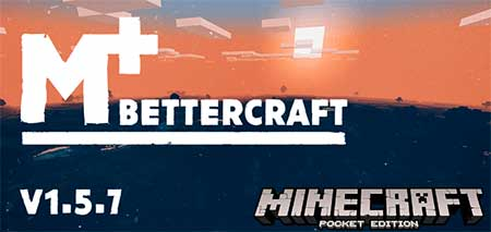 Текстуры Bettercraft – Various Improvements для Minecraft PE