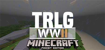 Minecraft pe ww2 map