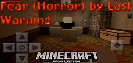 Карта Fear (Horror) by Last Warning для Minecraft PE