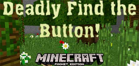 Карта Deadly Find the Button! для Minecraft PE