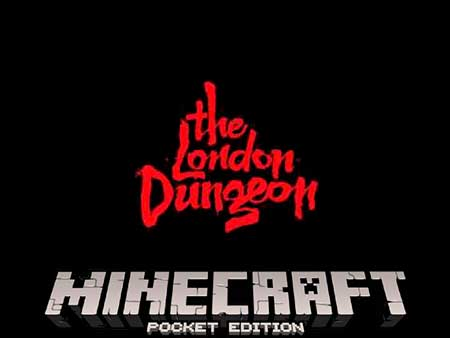 Карта The London Dungeon для Minecraft PE