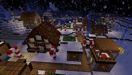 {Evenhold} Drama Christmas Short Project mcpe 1