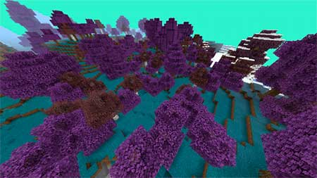 Sketchy World Pack mcpe 3
