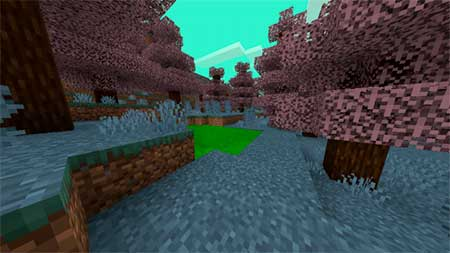 Sketchy World Pack mcpe 4