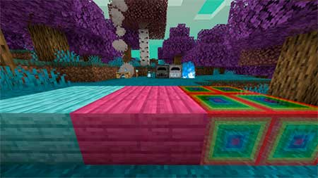 Sketchy World Pack mcpe 2