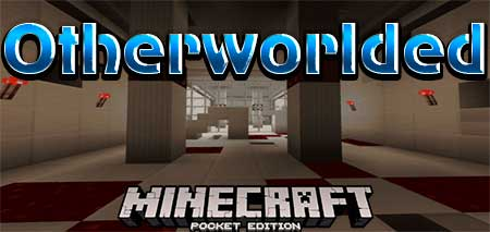 Карта Otherworlded для Minecraft PE