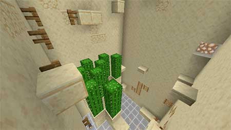 Biome Tower Parkour! mcpe 3