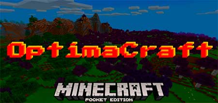 Текстуры OptimaCraft для Minecraft PE