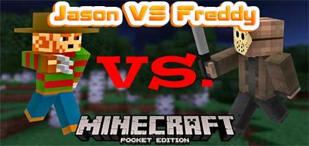 Мод Джейсон против Фредди