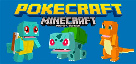 Мод PokeCraft: Dream для Minecraft PE