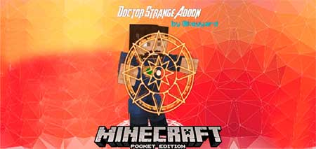 Мод Doctor Strange (With Real Magic) для Minecraft PE