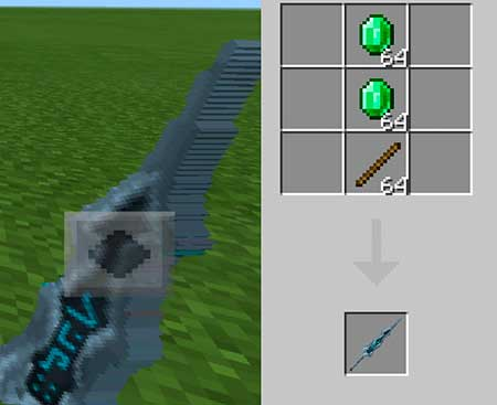 More Weapon Evolve mcpe 6