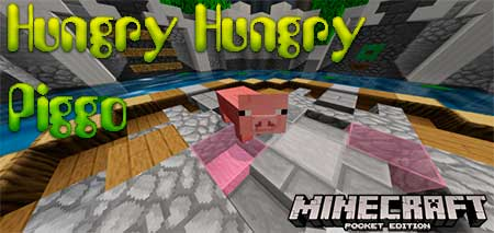 Карта Hungry Hungry Piggo