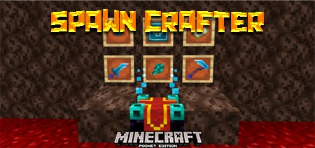 Мод Spawn Crafter [1.14]